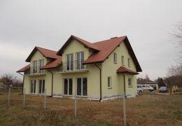 Dom (bliźniak) 120 m2